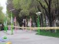 شهروندان از تجمع و حضور در پارکها و بوستانها خودداری کنند
