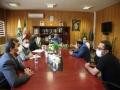 جلسه ملاقات مردمی شهردار مبارکه طبق روال هر هفته برگزار گردید