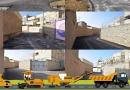 نهضت آسفالت/محله شیخ آباد- خیابان شهید مصطفی خمینی- کوچه شهید خدابخش کیانی