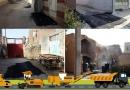 نهضت آسفالت/محله شیخ آباد- خیابان شهید مصطفی خمینی- کوچه پگاه