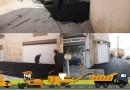 نهضت آسفالت/ خیابان حافظ شرقی -کوچه 10 و افق