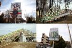 استقبال از دهه مبارک فجر انقلاب اسلامی با آذین بندی شهر
