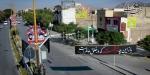 ببینید/بخشی از فضاسازی شهری شهرداری مبارکه همزمان با ماه محرم و ایام سوگواری حسینی