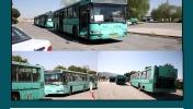 شهردار مبارکه خبر داد : آغاز طرح بازسازی ناوگان اتوبوسرانی شهرداری مبارکه (2)