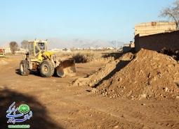 روایت اقدام و تلاش /تملک و آزادسازی 1300 متر زمین در محله قهنویه / جهت احداث…