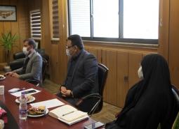 جلسه کمیسیون کارشناسی سرمایه گذاری شهرداری مبارکه برگزار شد
