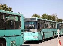 شهردار مبارکه خبر داد : آغاز طرح بازسازی ناوگان اتوبوسرانی شهرداری مبارکه