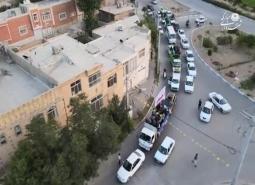 به مناسبت عید غدیرخم: برگزاری مراسم نورافشانی و جشن در شهر و محلات مبارکه