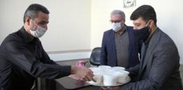 برگزاری مراسم گرامیداشت اربعین حسینی با رعایت پروتکل های بهداشتی