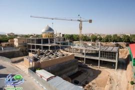 حسینیه مرکزی شهر