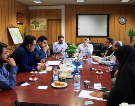 گزارش تصویری / جلسه کارگروه سرمایه گذاری شهرداری مبارکه برگزار شد