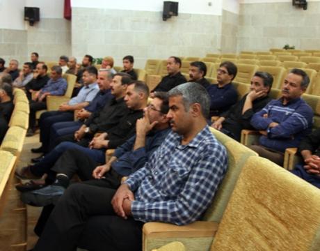 جلسه توجیهی آموزشی رانندگان و مدیران شرکت های سرویس مدارس