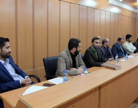گزارش تصویری / جلسه کمیسیون کارشناسی سرمایه گذاری شهرداری مبارکه برگزار شد