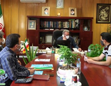ملاقات مردمی شهردار مبارکه با شهروندان برگزار شد
