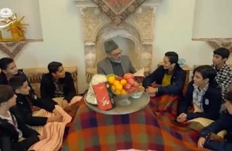 نماهنگ شب یلدا / کاری از گروه سرود بچه های آسمان با مشارکت روابط عمومی شهرداری مبارکه