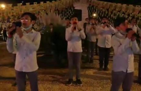 ببینید/جشنواره فرهنگی پیک غدیر/شب اول : میدان انقلاب .مسجد صاحب الزمان(عج)